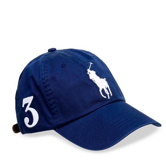 27d6c073244 Polo Ralph Lauren Cotton Chino Baseball Cap